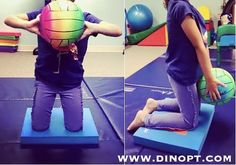 Pediatric Physical Therapy, Physical Therapist, Physical Education, Play Therapy, Therapy Activities, Therapy Ideas, Gross Motor Activities, Gross Motor Skills, Activities For Kids