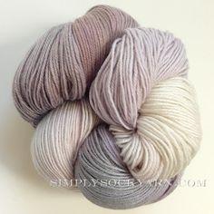 Simply Socks Yarn Company - LL SM Multi Anastasia, $26.00 (http://www.simplysockyarn.com/ll-sm-multi-50-sk-anastasia/)