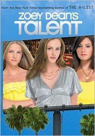 Talent by Zoey Dean [read already]