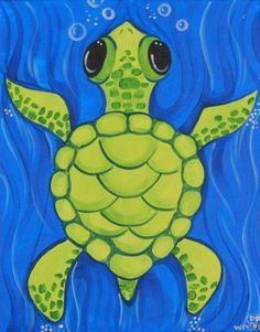 Find this Pin and more on Canvas Painting. Home Painting Kids Canvas Art, Cute Canvas Paintings, Small Canvas Art, Easy Canvas Painting, Animal Paintings, Canvas Ideas, Oil Paintings, Heart Painting, Acrylic Canvas