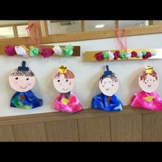 【アプリ投稿】おひなさま製作(4歳児) | みんなのタネ | あそびのタネNo.1[ほいくる]保育や子育てに繋がる遊び情報サイト【目】 Crafts For Kids, Arts And Crafts, Girl Day, Holidays And Events, Kids Arts And Crafts, Easy Kids Crafts, Kid Crafts, Art And Craft, Craft