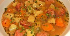 Manus Küchengeflüster: Kartoffeltopf