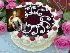Kráľovské zákusky: Na tomto si pochutnávala Mária Antoinetta pred popravou - Hobbymanie. Something Sweet, Marie Antoinette, Cake Decorating, Food And Drink, Birthday Cake, Cooking Recipes, Banana, Tv, Czech Republic