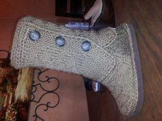 Knit boot - SRO*Austin