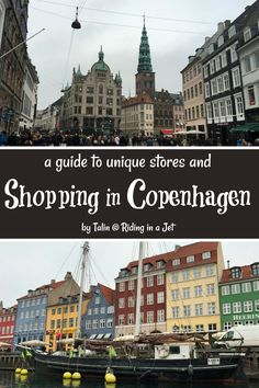 A guide to unique stores and shopping in copenhagen
