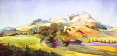 Wine Country by Maude Durland