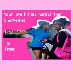 a valentines day card i know it's late but it's still funny XD