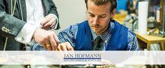 Auch für Sohn Sven Hofmann ist Schmuck eine Berufung.