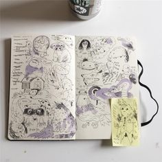 Fabulous Drawing On Creativity Ideas. Captivating Drawing On Creativity Ideas. Sketchbook Layout, Arte Sketchbook, Sketchbook Pages, Moleskine Sketchbook, Sketchbook Ideas, Kunstjournal Inspiration, Sketchbook Inspiration, Pretty Art, Cute Art