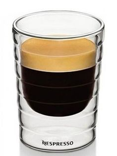 Nespresso Glass