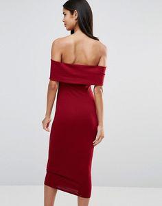 Discover Fashion Online Asos Online Shopping, Online Shopping Clothes, Dressy Dresses, Dress Outfits, Latest Fashion Clothes, Fashion Online, Off The Shoulder, Bodycon Dress, Mens Fashion