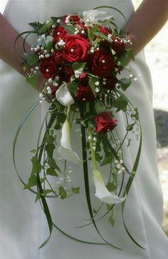 Röda rosor och kalla