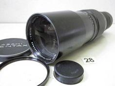 L539DC ASAHI TAKUMAR 400mm F5.6 ジャンク_画像1