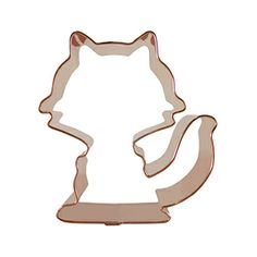 SweetDaniB Foxy Cookie Cutter at www.CopperGifts.com