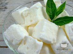 Marshmallow de casa. Imagini pas cu pas pentru marshmallow