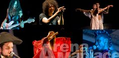 Arena Maniace - Siracusa | Programma 2012 : R3V // O \\ LUT // I \\ ON