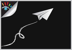 Papieren vliegtuigje  We hebben allemaal weleens een papieren vliegtuigje gevouwen, maar waardoor vliegt een papieren vliegtuigje eigenlijk? In feite vliegt het door dezelfde basiskrachten als een echt vliegtuig. Er zijn vier basiskrachten die een vliegtuig in de lucht beïnvloeden: lift, voortstuwing, weerstand en zwaartekracht.