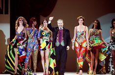 Desfile LA 1991. El mejor tributo a Gianni Versace