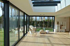 Uw woning uitbouwen zonder architect door middel van woonveranda of leefveranda - Verandaland nv - Livios