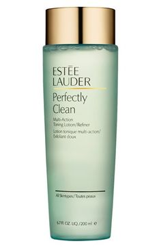 Estée Lauder 'Perfectly Clean' Multi-Action Toning Lotion/Refiner available at #Nordstrom