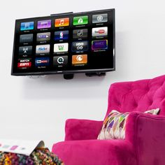 Apple TV Wall Mount | 4th Generation – HIDEit Mounts