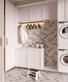 Inspired by tribal prints, this series provides a range of patterns that can be played with to obtain a space that is out of the box. Cool tones that are easy to combine make this collection a must-try!