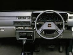 Toyota Corolla FX 5-door Hatchback Sedan - 1985