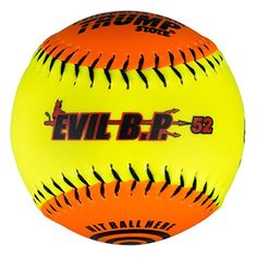 Half Dozen Evil Bp 12' Softballs 52 cor 300 Compression AK EVIL BP52 6 Balls >>> Find out more about the great product at the image link.(It is Amazon affiliate link) #KidsSportGame