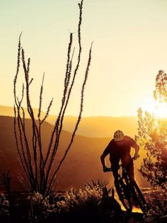 Riding in the sunset… If you like riding into the dark, keep yourself safe with…
