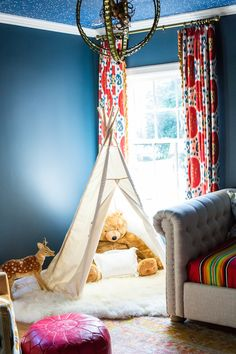 Harry's Nursery- design by Bailey McCarthy