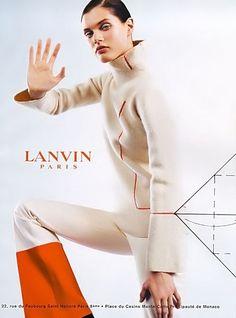 styleregistry: Lanvin | Fall 1999
