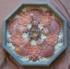 Sailors Valentines - Seashells And Wood
