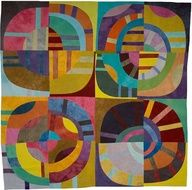 Abilene Cow Collage Pattern By Laura Heine | Cool Quilt ...