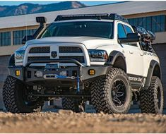 new RangeMax Ultra HD front bumper for the Ram 2500 Trucks. Dodge Diesel Trucks, Ram Trucks, Lifted Trucks, Chevy Trucks, Pickup Trucks, Dodge Cummins, Dodge 2500, Powerstroke Diesel, Dodge Auto