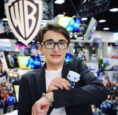 Game of Thrones: Isaac Hempstead Wright at San Diego Comic Con 2016 (SDCC)