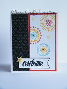 CTMH Magical card by Char's Crafty Creations. Altered version of the card in the WYW kit.
