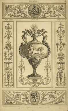 Pergolesi, Michel Angelo -- Engraver Plate: Pl. CCXXIII - CCXXVII; p. 41