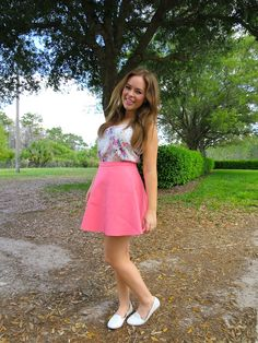 Florida Outfit In The Sunshine