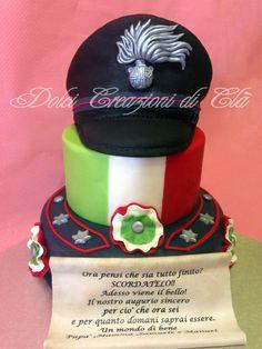 Torta carabiniere