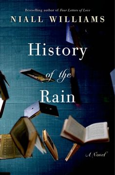 """Quote from History of the Rain: """"We are our stories. We tell them to stay alive or keep alive those who only live now in the telling.""""  Author:  Niall Williams"""