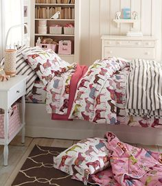 Painted Ponies Bedroom Collection by Garnet Hill