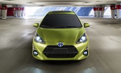 2015 Toyota Prius c   Everyday eco fun sized for the city.