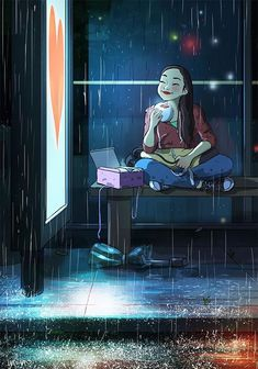 Aesthetic art - Illustrator Yaoyao Ma Van As Perfectly Captures The Happiness Of Living Alone Art Anime Fille, Anime Art Girl, Inspiration Art, Art Inspo, Character Inspiration, Cartoon Drawings, Art Drawings, Character Art, Character Design