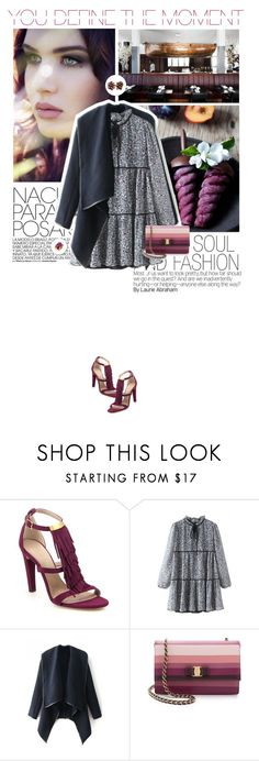 """""""Beautiful Halo XXXIV"""" by dreamer-ena ❤ liked on Polyvore featuring Chloé, Salvatore Ferragamo, Pomellato, women's clothing, women's fashion, women, female, woman, misses and juniors"""