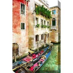 Have to have it. West of the Wind Innamorate Canvas Outdoor Art $149.99