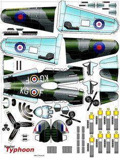 Hawker Typhoon | Flickr - Photo Sharing!