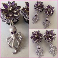 Hey, I found this really awesome Etsy listing at https://www.etsy.com/listing/189856278/pick-size-lotus-octopus-anchor-dangle