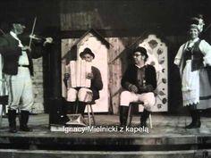 Ignacy Mielnicki z kapelą - Powolniak (taniec kurpiowski)