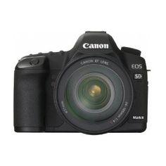 My Dream Camera...  Canon EOS 5D Mark II 21.1MP Full Frame CMOS Digital SLR Camera
