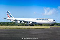 F-GLZO Air France Airbus A340-313 - cn 246